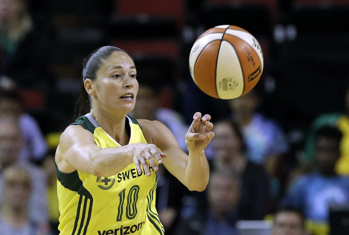 Sue Bird is Living Her Legacy